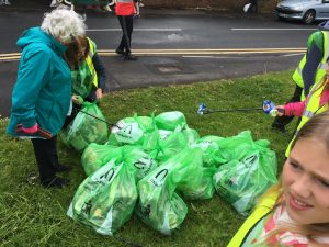 Mcdonalds Boomerang Consultancy Litter Pick