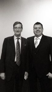 Boomerang Consultancy with Attorney General Dominic Grieve QC