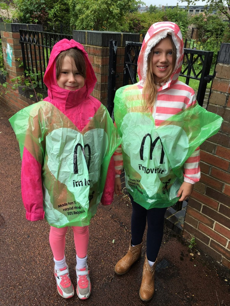 McDonalds Litter Pick